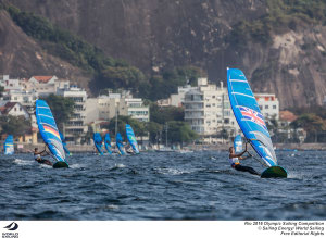 Equipment finalised for Paris 2024, with mixed two person keelboat event included