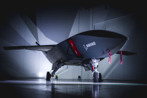 Boeing presents first Loyal Wingman
