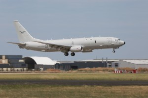 RAAF takes delivery of latest P-8A Poseidon