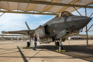 Quickstep wins more F-35 work