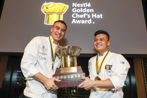Nestlé Golden Chef's Hat Award winners crowned