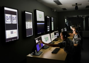 New simulator for Navy signals school
