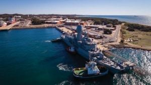 GHD appointed to design new Navy facilities in WA