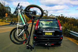 Trail Tested: Shingleback Vertical Bike Rack