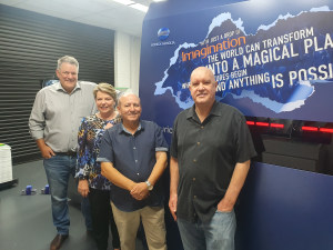 KM-1 shines at Imagination launch