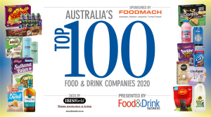 EXCLUSIVE: Australia's Top 100 Food & Drink Companies 2020