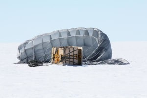 Dropping into the Antarctic with new tech