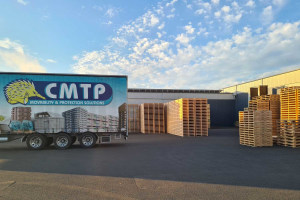 CMTP announces HACCP pallet certification