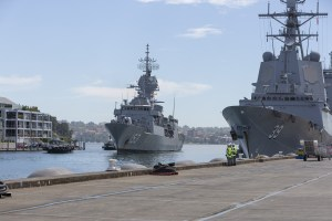Shipbuilding plan full steam ahead
