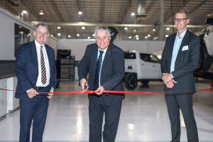 Auto Innovation Centre opens in South Australia
