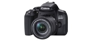 Canon announces 850D DSLR coming in April