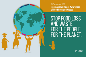 Sept 29 a day to raise awareness of food loss, waste