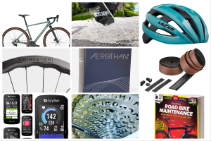 Latest Gear: Bike, Helmet, Wheels, Eyewear, Bartape, Lubrication, Shoes & More
