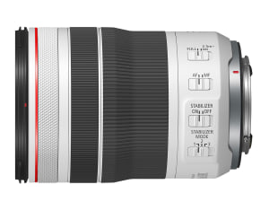 Canon announces RF 70-200mm F4L and 50mm F1.8 STM lenses