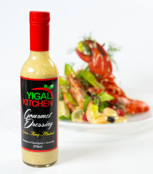 Gourmet dressings sourced from Sunraysia
