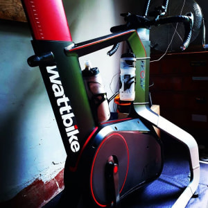 Indoor Trainer Test: Wattbike Atom