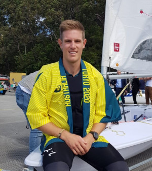 Sailors Belcher, Ryan and Wearn announced as first members of Tokyo 2020 Australian Olympic Team