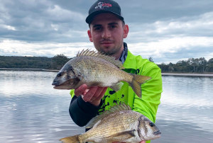 VIDEO: Perth kayak bream with Matt McCarthy