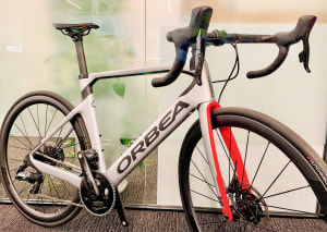 Gallery: Orbea Orca Aero - 2020 Model With SRAM Force AXS 12-Speed