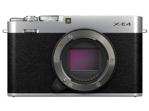 Fujifilm announces $1,399 X-E4