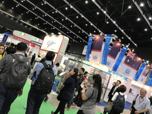 Record Australian delegation off to ProPak Asia