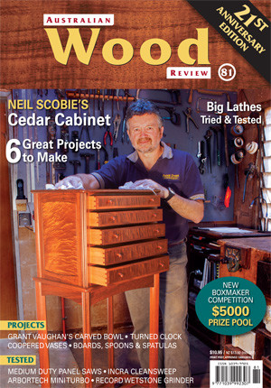 Wood Review Issue 81