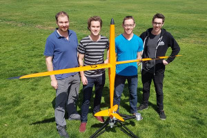Airbus BizLab gives UAS start-up a lift