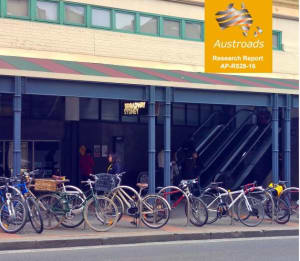 New Report Legitimises Bicycle Parking