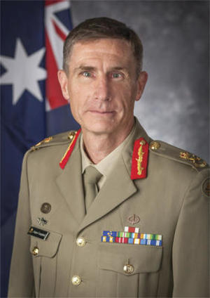 From the Source: Chief of Army LTGEN Angus Campbell