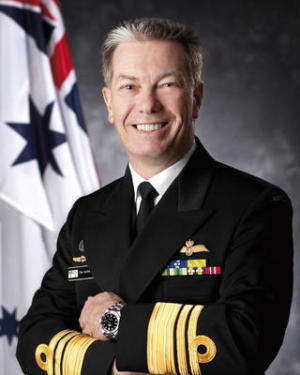 From the Source: Chief of Navy VADM Tim Barrett