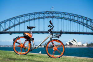 Mobike Launches in Sydney
