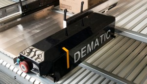 Dematic freezer snaps into action