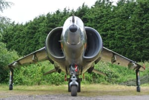 UK Company puts Harrier on the Market