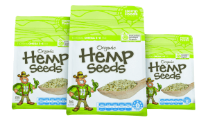 Hemp seeds are go