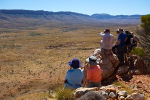 World Ex returns to the Larapinta Trail