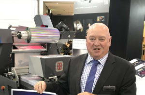 Kurz dazzles with digital metal at PacPrint 2017