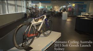 Shimano Soft Goods Show August 2015