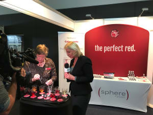 VIDEO: Sphere Foods paints Foodpro a 'perfect red'
