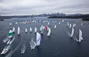 Handicapping the Sydney Hobart is like herding cats – it can't be done