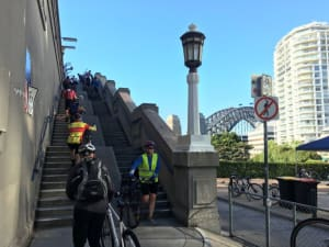 Sydney Harbour Bridge Gets Proper Bike Route – At Last!