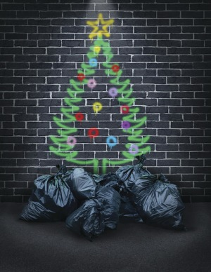 YOUR BUSINESS IS FOOD: Festive tips to cut food waste