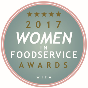 The winners of the 2017 Women in Foodservice Awards