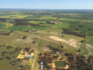 Hangar Rental - White Gum Air Park