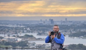 Sydney's BridgeClimb launches residency program and photography masterclasses on the Harbour Bridge
