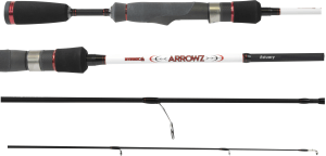 VIDEO: Atomic Arrowz Skinny Water rods