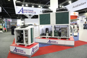 Enthalpy range expands at Airefrig