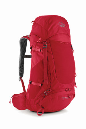 Review: Lowe Alpine AirZone Trek+ 35:45 pack