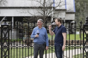 Next generation of Mitchell Wines steps up