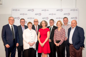 Two new faces join APCO Board
