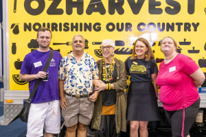 APPMA supports OzHarvest to fight food waste